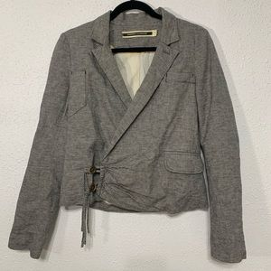 Daughters of The Liberation Anthro Stripe Jacket 2